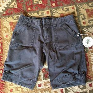 NWT Sanctuary Bermuda Organic cotton shorts 29